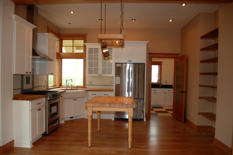 Custom Kitchen Country Home