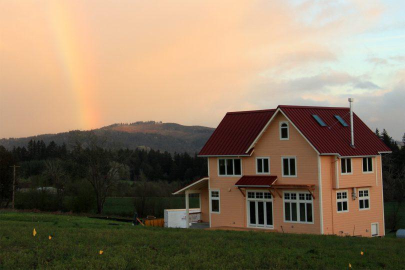 Custom Home Construction on Acreage