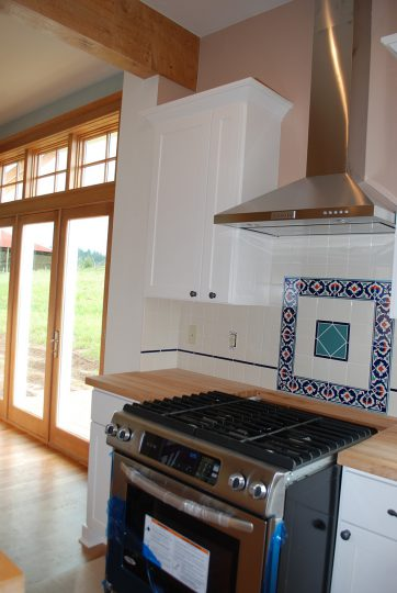 Tile Design Custom Kitchen