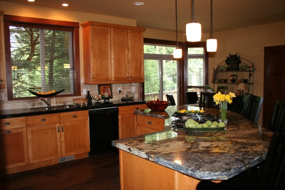 High-end kitchen Portland Oregon
