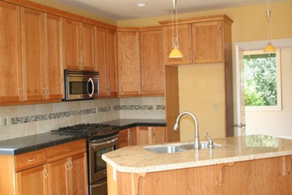 Custom Kitchen Granite Counters