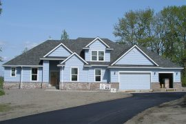 New Home Construction – Sauvie Island, OR