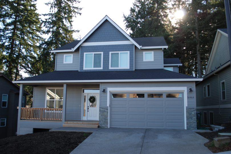 Whole house construction Beaverton Oregon