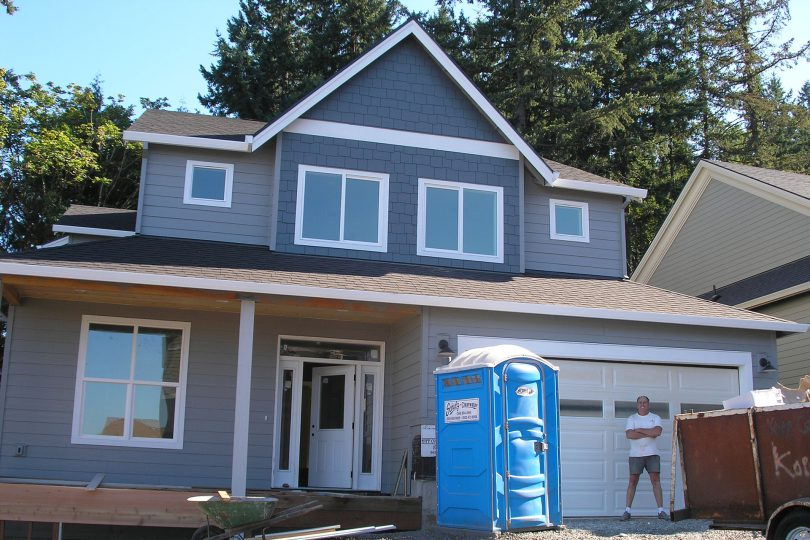 Whole home construction beaverton oregon