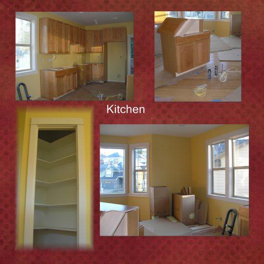Kitchen Design and Build