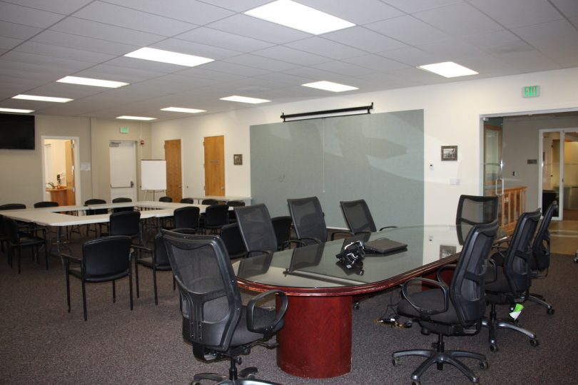 City of Forest Grove remodel multi-purpose room