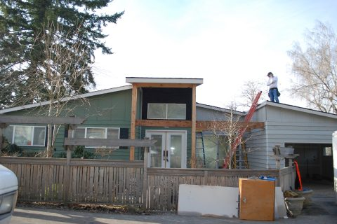 Garage Expansion – Portland, OR