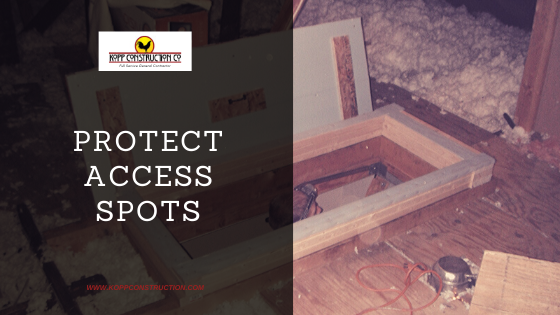 9) Protect Access Spots Kopp Construction: General Contractor - Portland, OR Metro Area. We are a Custom Home Builder offering new home construction, remodeling, additions, and more. Services include Custom Home Construction, Design Work & Plans, Custom Remodeling, Repairs, Additions, Commercial Building, and more.