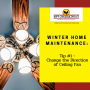 Change the Direction of Ceiling Fan: 3 Reasons to keep your ceiling fan ON during Winter