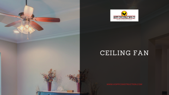 Ceiling Fan . Kopp Construction: General Contractor - Portland, OR Metro Area. We are a Custom Home Builder offering new home construction, remodeling, additions, and more. Services include Custom Home Construction, Design Work & Plans, Custom Remodeling, Repairs, Additions, Commercial Building, and more.