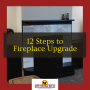 12 Steps to a Fireplace Upgrade