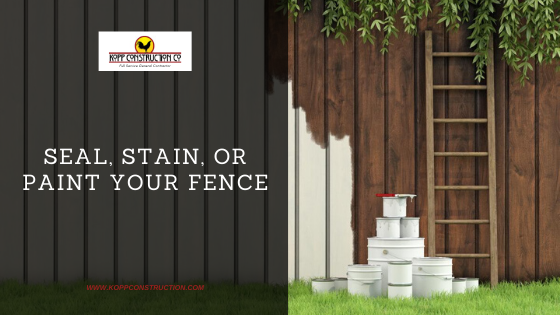 seal, stain, or paint your fence. Kopp Construction: General Contractor - Based out of forest grove construction and works Portland, OR Metro Area. We are a Custom Home Builder offering new home construction, remodeling, additions, and more. Services include Custom Home Construction, Design Work & Plans, Custom Remodeling, Repairs, Additions, Commercial Building, and more.