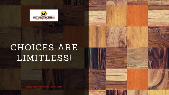 Choices are limitless! for veneer. Kopp Construction: General Contractor - Based out of forest grove construction and works Portland, OR Metro Area. We are a Custom Home Builder offering new home construction, remodeling, additions, and more. Services include Custom Home Construction, Design Work & Plans, Custom Remodeling, Repairs, Additions, Commercial Building, and more.