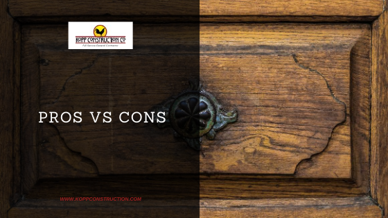 pros vs cons of refacing. Kopp Construction: General Contractor - Based out of forest grove construction and works Portland, OR Metro Area. We are a Custom Home Builder offering new home construction, remodeling, additions, and more. Services include Custom Home Construction, Design Work & Plans, Custom Remodeling, Repairs, Additions, Commercial Building, and more.