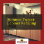 Summer Project: Cabinet Refacing